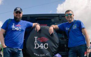 SQ9D i SQ9CNN members of D4C